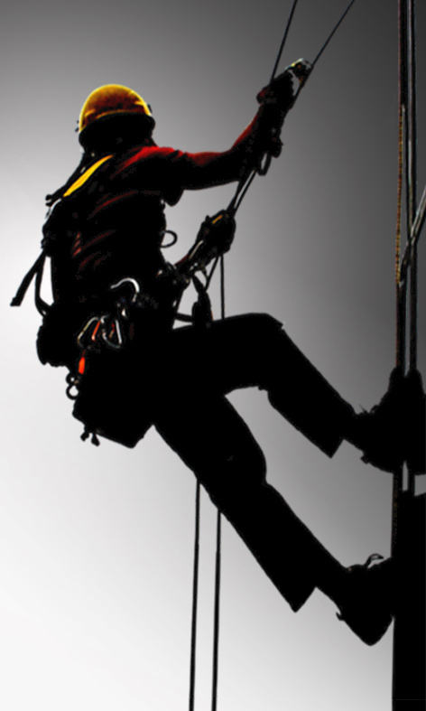 trabajos verticales y de dificil acceso