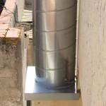 Base Tubo Vapor